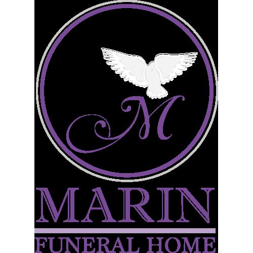 Funeraria Marin logo